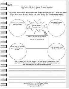 Writing A Fable Template by Writing Lesson Plans Themes Printouts Crafts