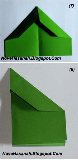 membuat origami pesawat terbang origami gang untuk pemula pesawat 1