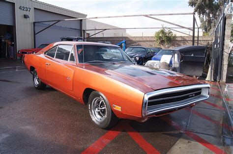 1970 DODGE CHARGER R/T COUPE   117475