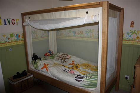 enclosed bed special needs beds abramu0027s bed the safety sleeper
