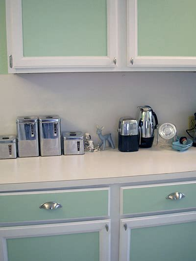Diy Painting Kitchen Cabinets Ideas Diy Painting Your Kitchen Cabinets Popsugar Home