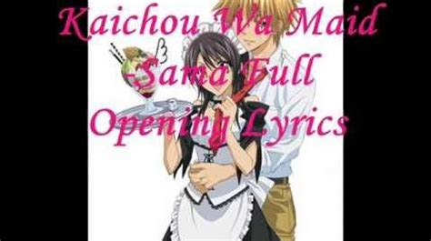 secret lyrics wikia kaichou wa sama op lyrics my secret