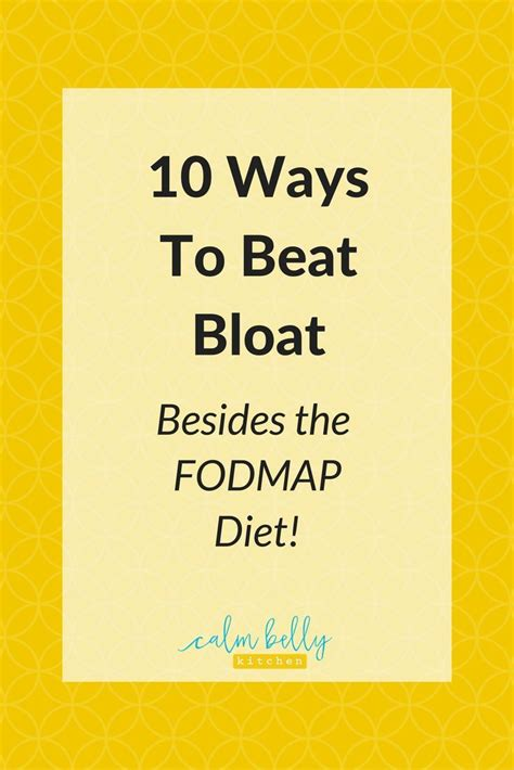 Fodmap Detox Symptoms by 240 Best Ibs Fodmap Images On Home Remedies