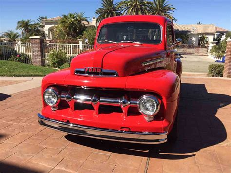 ford f1 for sale 1951 ford f1 for sale classiccars cc 922442
