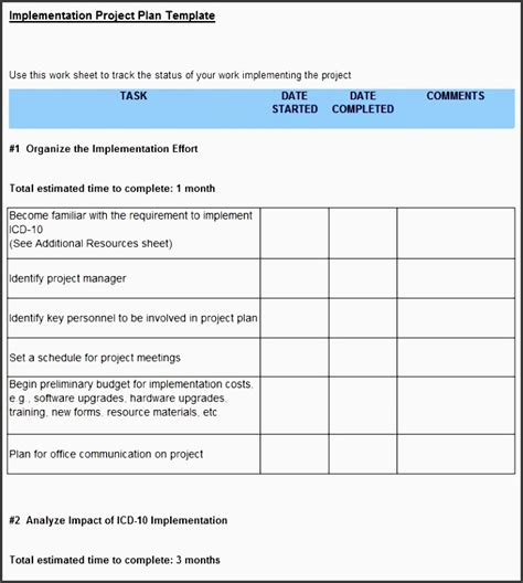 Project Plan Template Office 365 Archives Sletemplatess Sletemplatess Project Implementation Agreement Template