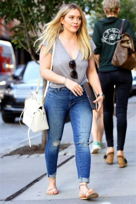 How Would You Wear It Hilary Duff Fabsugar Want Need by Ancient Sandals Alpi Eleftheria Raffia Sandals As