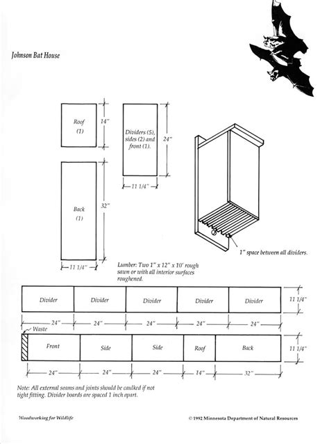 plans for building a bat house bat houses building plans over 5000 house plans