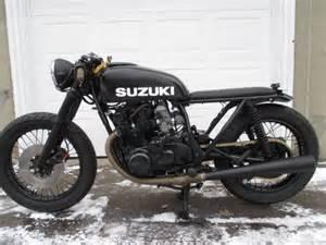 Suzuki Gs550 Cafe Racer Parts 1977 Suzuki Gs550 Cafe Racer Brat Honda