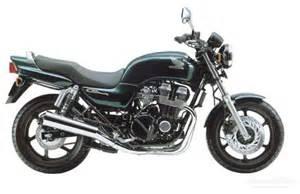 honda cb 750 f2 seven fifty specs 1992 1993 1994 1995