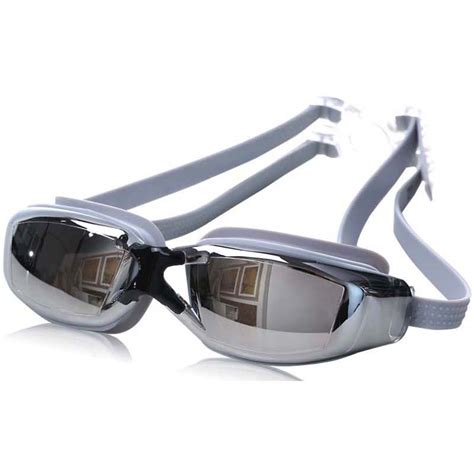 Kacamata Renang Ruihe Anti Fog T3010 1 kacamata renang anti fog uv protection dewasa gray jakartanotebook