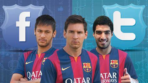 wallpaper trio barcelona fc barcelona trio shine online during the 2014 world cup