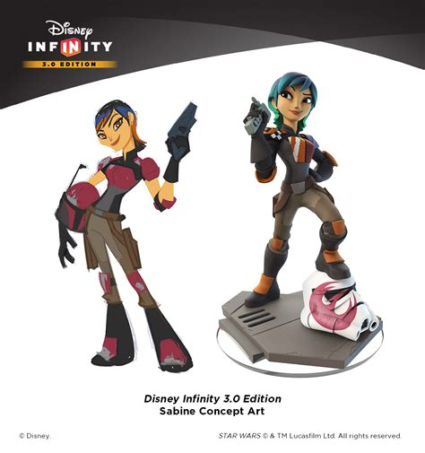 Infinity Td 23 By Warungcctv disney infinity concept sabine by tdgirlsfanforever