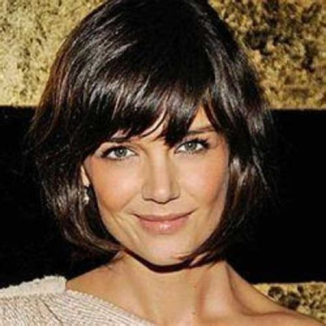 how to cut a katie holmes bob 15 katie holmes bob with bangs bob hairstyles 2017