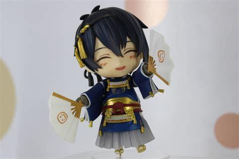 Figure Nendoroid No626 Mikazuki Munechika Cheerful Ver Touken Ranbu crunchyroll feature smile company orange