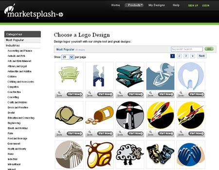 logo maker free design without registration 22 free web based logo creator tools blueblots