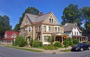 saratoga springs ny homes for file houses at regent and caroline streets saratoga