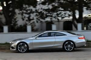 2014 Mercedes Coupe Mercedes S Class Coupe Concept 2014 Pictures Auto Express