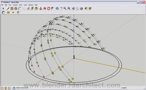 sun path diagram sketchup how to study the sun position for architectural models in