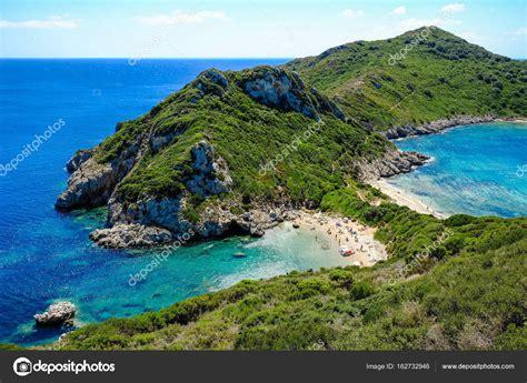porto di corfu porto timoni la pi 249 famosa e bellissima spiaggia di corf 249