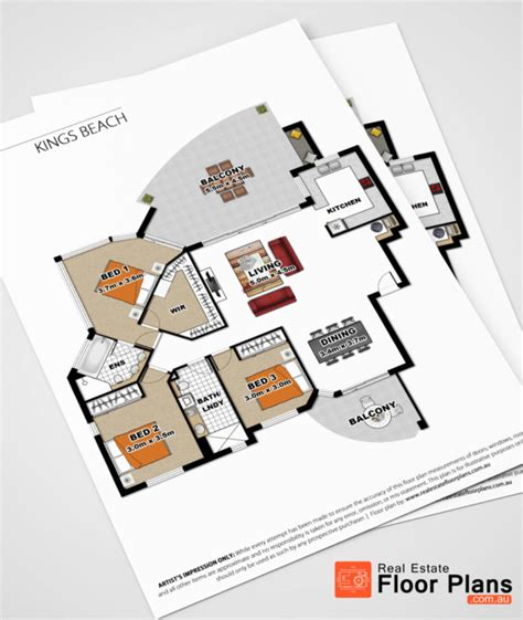 real estate floor plan 2 bedroom unit floor plan real estate floor plans coast qld