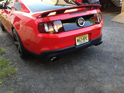 deck lid mustang 2013 rear decklid panel on 2012 the mustang source
