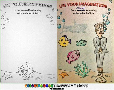 Coloring Books Made Completely Inappropriate   Mandatory