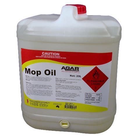 Mop Oil   Agar Cleaning Systems Pty Ltd   Commercial