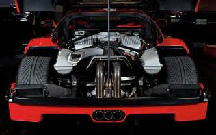 F40 Horsepower F40 Engine