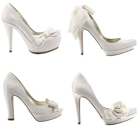 imagenes de vestidos de novia y zapatos dise 241 os de zapatos para novia