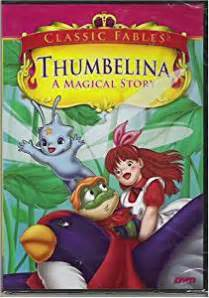 thumbelina a magical story unknown tv