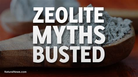 Zeolites Detox Heavy Metals by Zeolite Detox Myths Busted In Lab Tests Zeolites Do Not