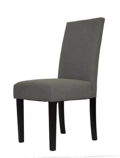 Grey Parsons Chair by Grey Linen Parsons Chair Toronto Furniture Rental For