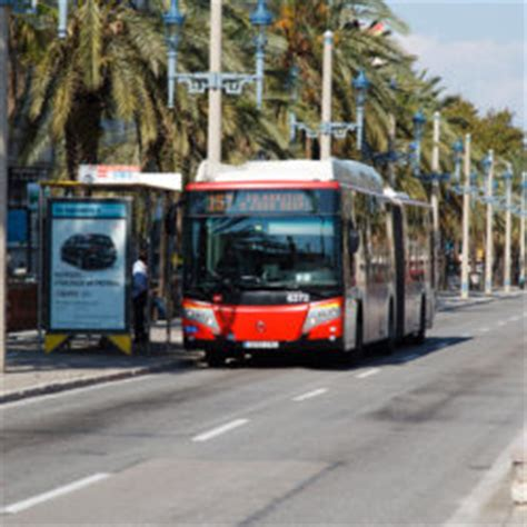 barcelona zaragoza bus using the buses in barcelona barcelona home