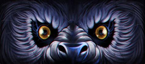 werewolf eyes tutorial how to draw werewolf eyes step by step werewolves