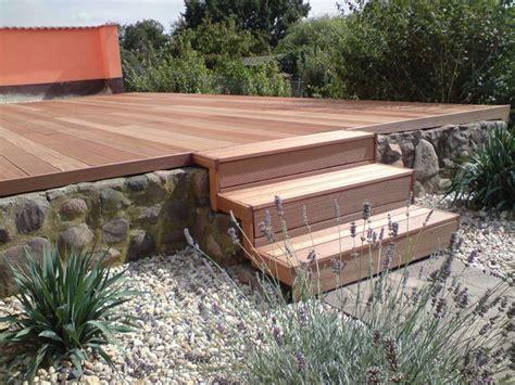 Holzterrasse Mit überdachung by 220 Ber 1 000 Ideen Zu Terrassen Treppe Auf