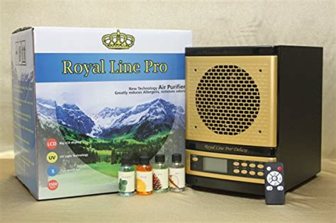 2016 royal line pro 194 174 deluxe fresh air purifier exclusive 8 stage 3500 sq ft ionizer alpine