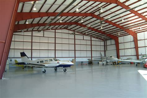aviation hangar why renting out steel aircraft hangars is business