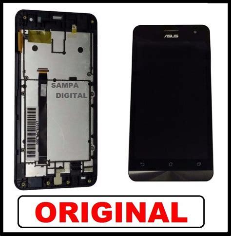 Lcd Zenfone 5 Original lcd display tela touch frontal aro asus zenfone 5 a501