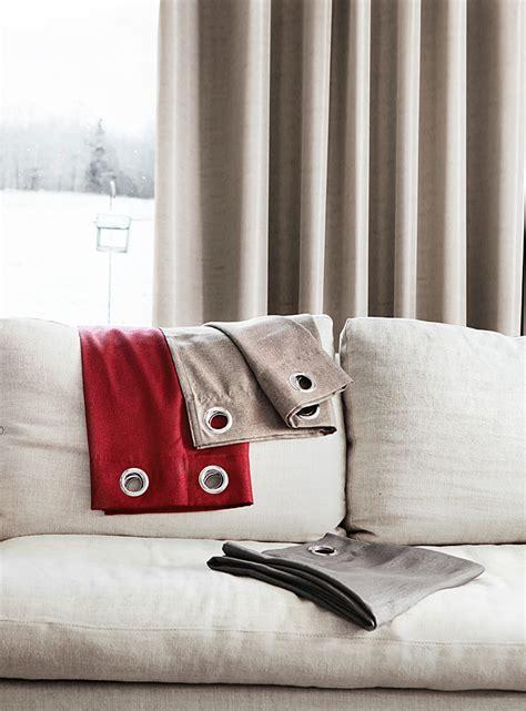 Bettdecke 220 X 140 faux shantung curtain 140 x 220 cm simons maison shop