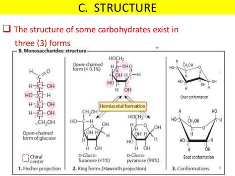 carbohydrates structure carbohydrate structure