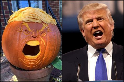 donald trump halloween how to make halloween great again trumpkin style the
