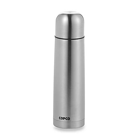 thermos bed bath and beyond buy stainless steel thermos 16 ounce vacuum bottle from