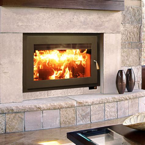 Wood Fireplace Zero Clearance by Rsf Focus 320 Woodburning Zero Clearance Fireplace
