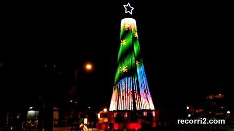 arbol de navidad puebla parque ecol 243 gico youtube