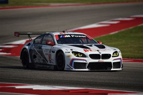 bmw road difficult season finale for bmw team rll at road atlanta