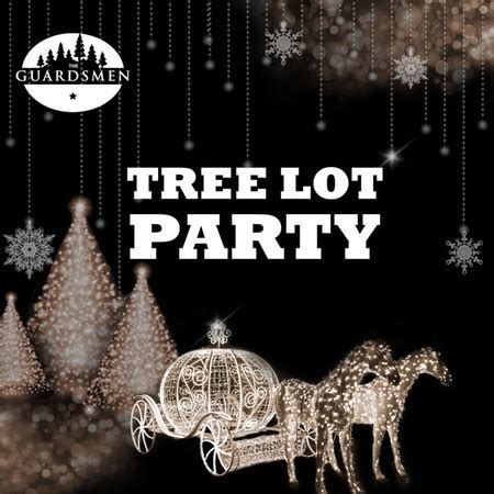 the guardsmen tree lot party san francisco ca on sat