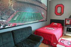 ohio state bedroom ideas my ohio state bedroom ohio sports ethan and braden