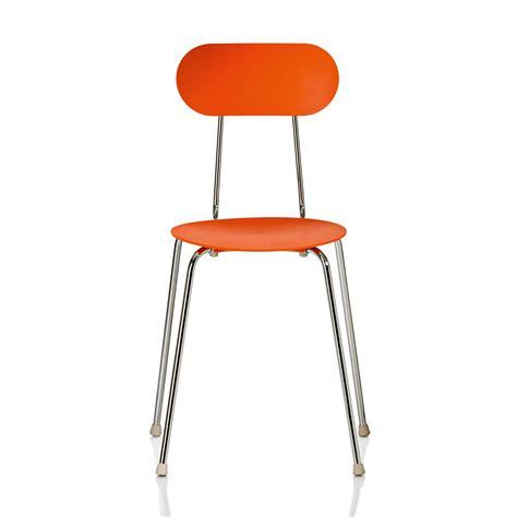 sedie de sedia da cucina con gambe in acciaio mariolina arredaclick