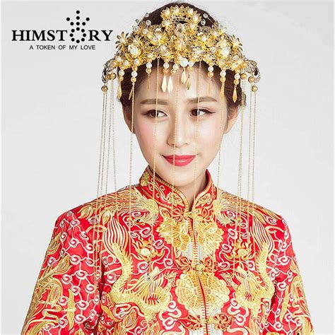 Wedding Hair Accessories China by Buy Wholesale Traditional Hair Accessories