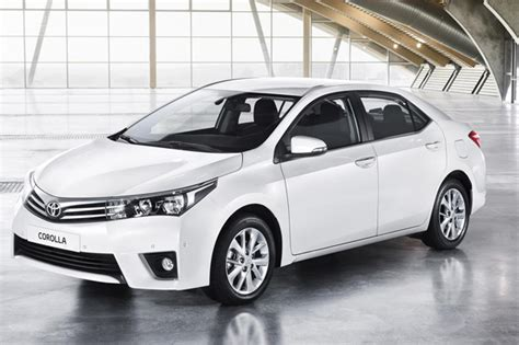 New Toyotas All New 2014 Toyota Corolla Revealed Autocar India